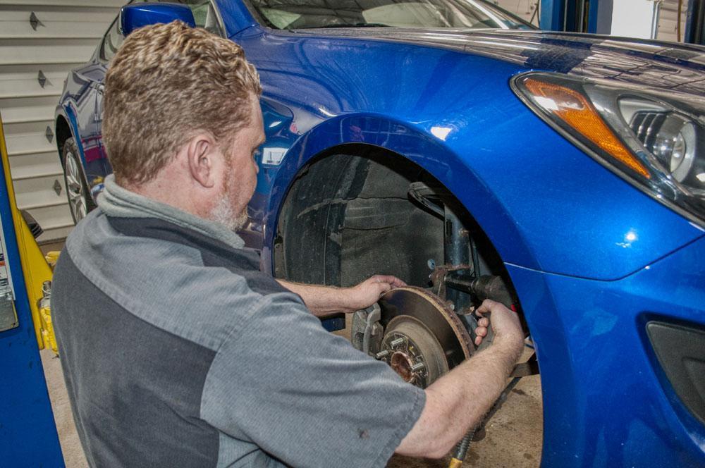 Brake Repair Services for SUVs